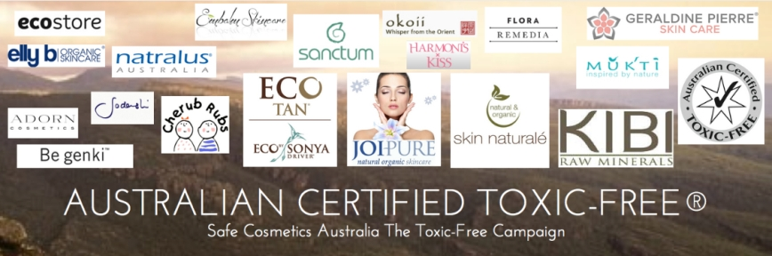Banner 001 Large Australina Certified Toxic Free Brands